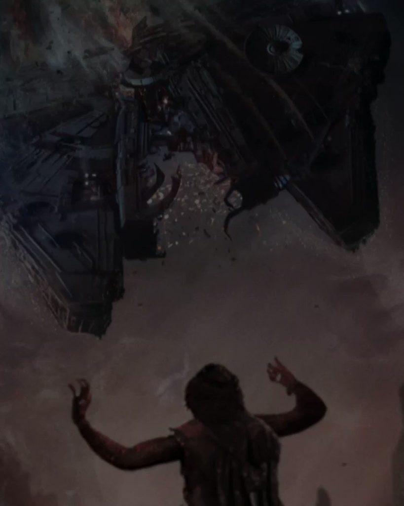 millennium falcon dopo star wars episodio ix