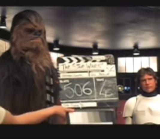 chewbacca parla la lingua umana in star wars