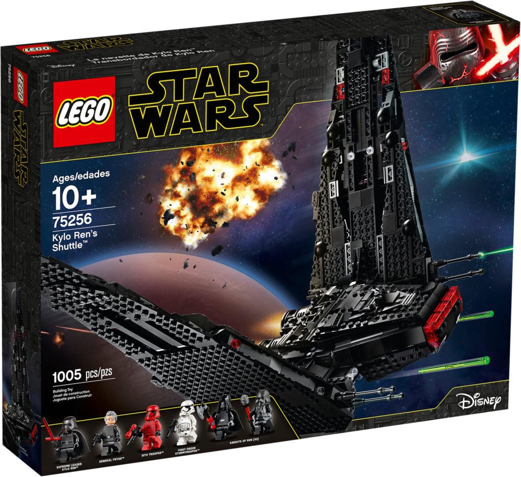 lego star wars kylo ren black friday