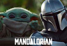The Mandalorian e Baby-Yoda.