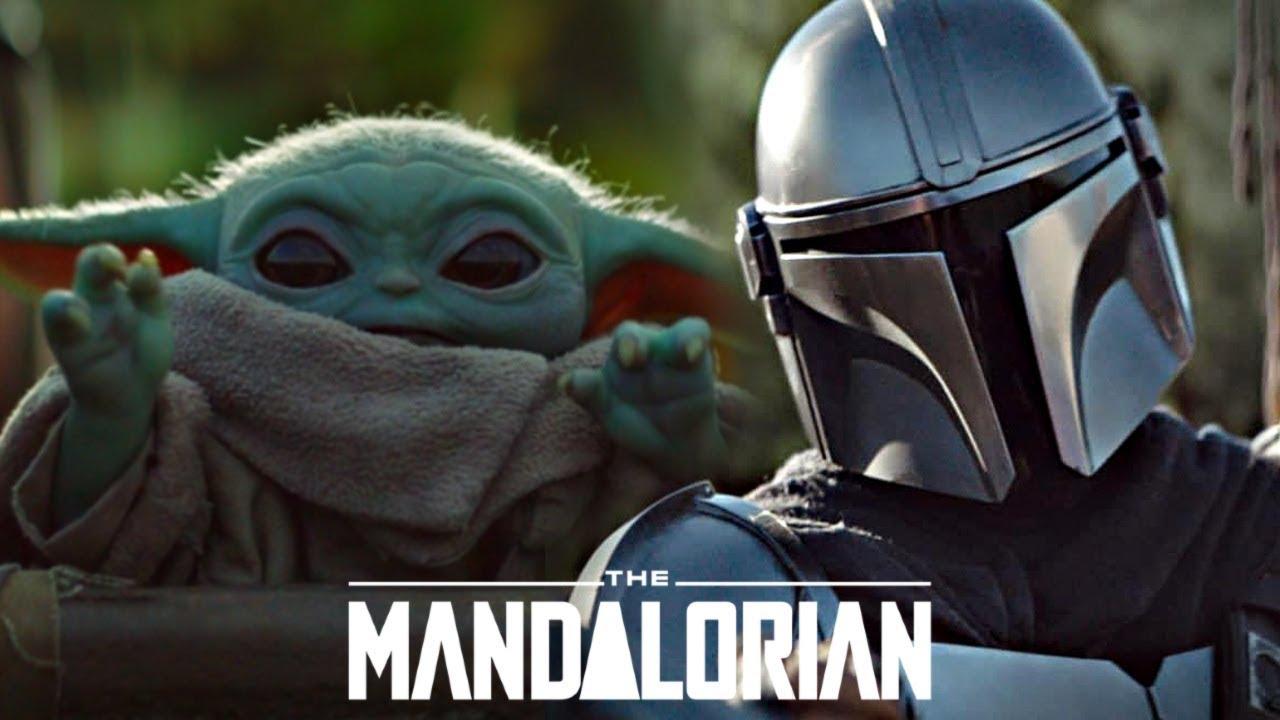 Risultati immagini per the mandalorian