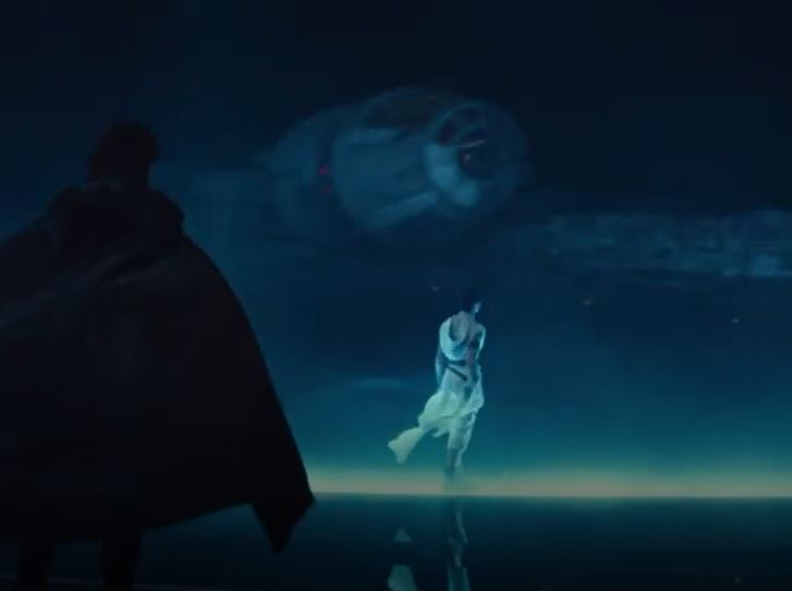 teaser star wars the rise of skywalker