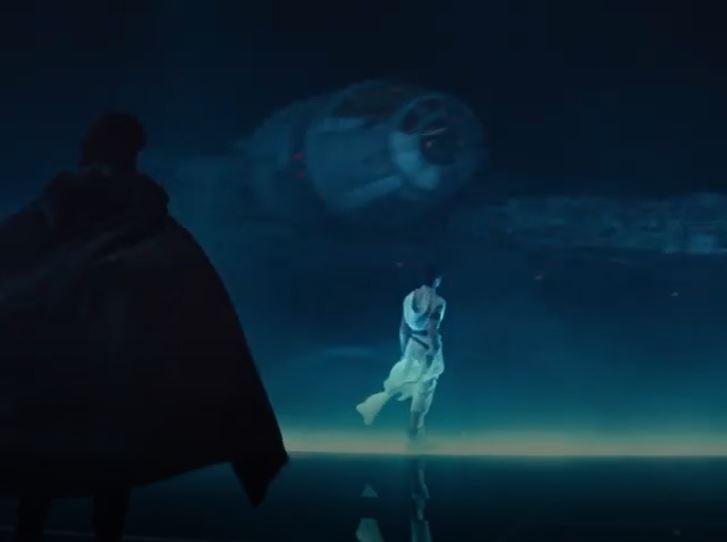 teaser star wars the rise of skywalker