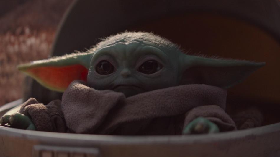 Baby-Yoda è la star di The Mandalorian.