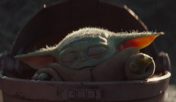 baby yoda in star wars the mandalorian