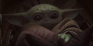 baby yoda cucciolo in the mandalorian