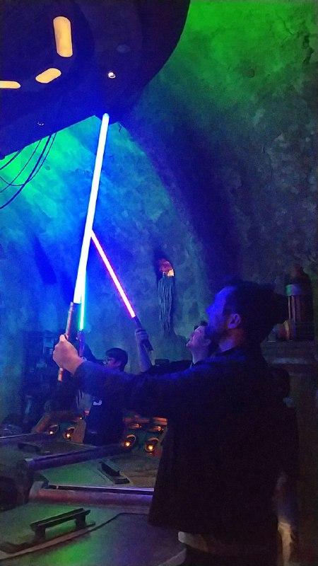 spada laser al galaxy's edge