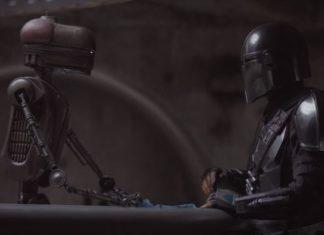 droidi in the mandalorian