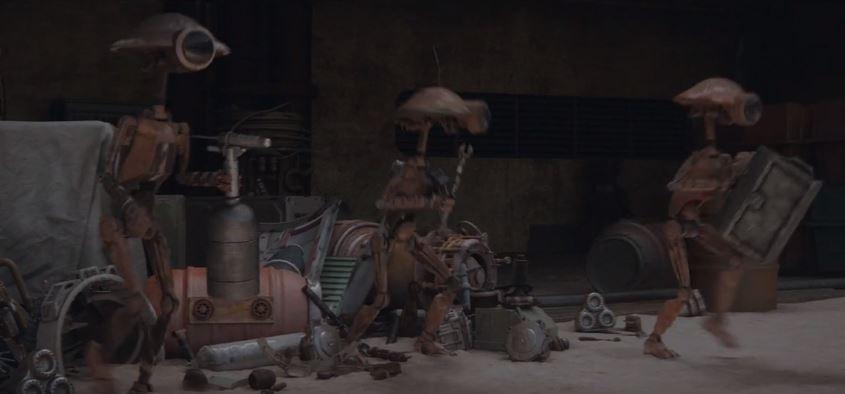 droidi star wars