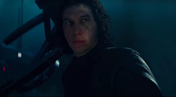 kylo ren in the rise of skywalker
