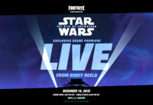 evento star wars episodio ix su fortnite
