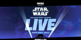 evento star wars episodio ix su fortnite