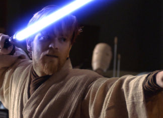 episodio iii scena tagliata spada laser