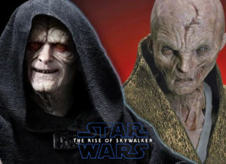 palpatine the rise of skywalker