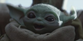 Baby-Yoda, star di The Mandalorian