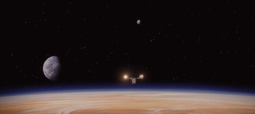 il pianeta tatooine in the mandalorian