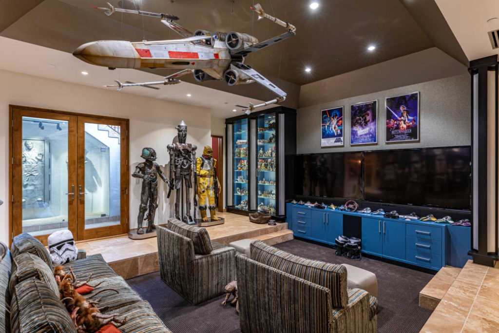 villa a tema star wars