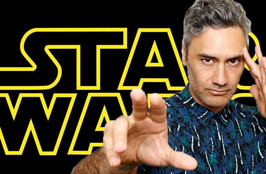 Taika Waititi, accostato a Star Wars