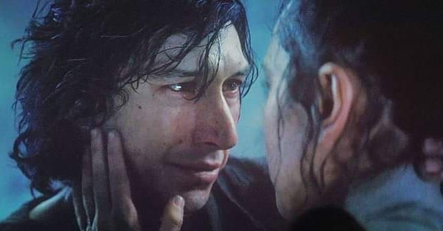 diade nella forza ben solo ultime parole in the rise of skywalker