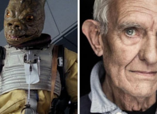 morto alan harris interprete di bossk in star wars
