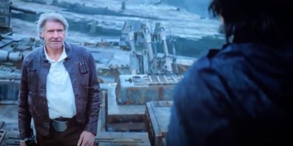 han solo in star wars episodio ix