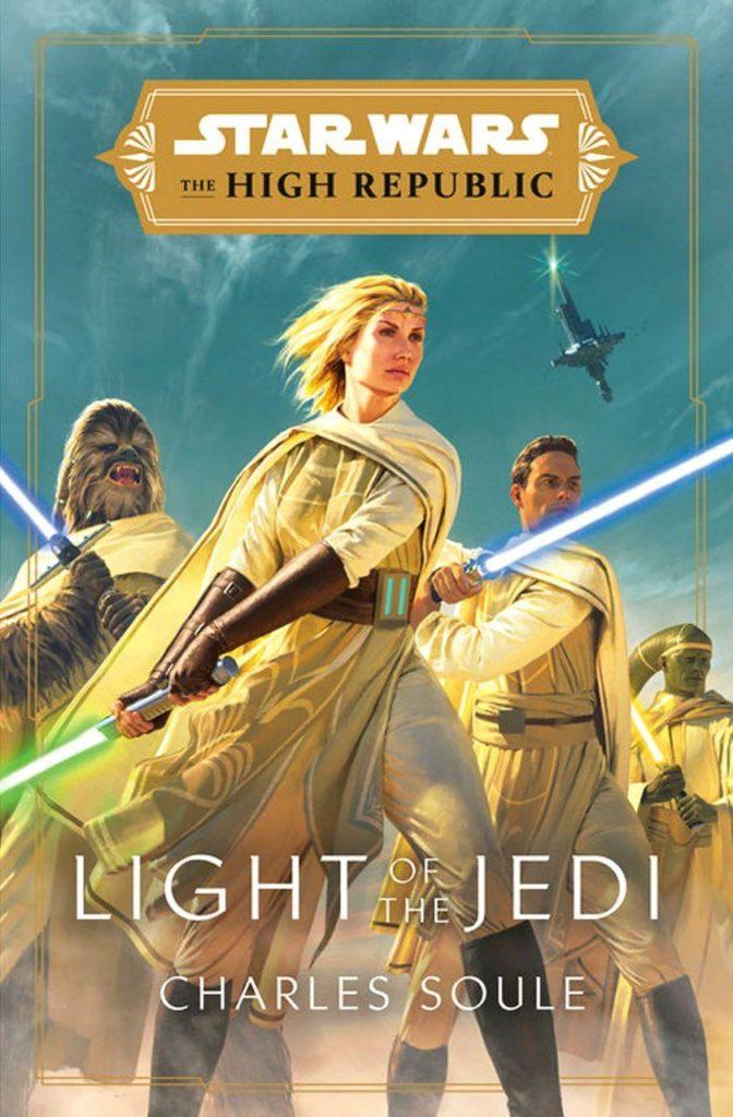 romanzo star wars alta repubblica