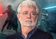 cameo di george lucas in the rise of skywalker