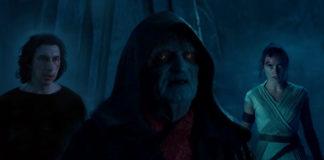 profezia del prescelto Diade nella Forza Palpatine Rey Ben