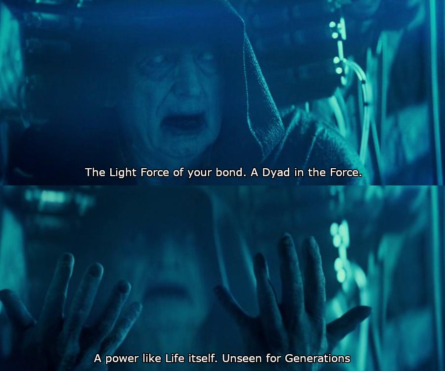 Diade Palpatine Sith