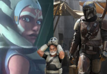 ahsoka e rex in the mandalorian