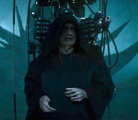 palpatine star wars the rise of skywalker