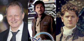 Stellan Skarsgard Cassian Andor cast