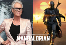 Jamie Lee Curtis The Mandalorian