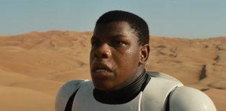 Finn in star wars easter egg