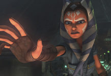Ahsoka nel settimo episodio di The Clone Wars