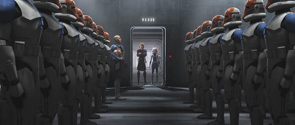the clone wars episodio nove