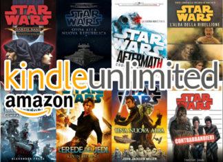 kindle unlimited star wars amazon