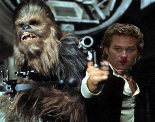 Kurt Russell, possibile interprete di Luke Skywalker