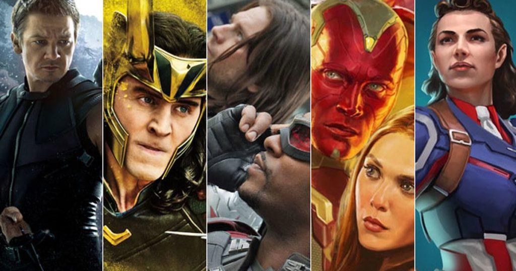 Le serie Marvel targate Disney+