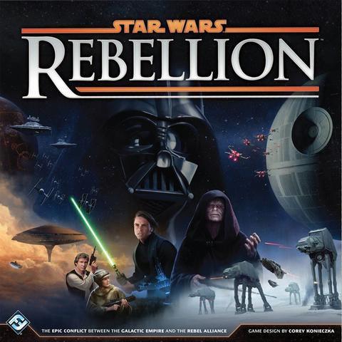 gioco da tavolo star wars rebellion
