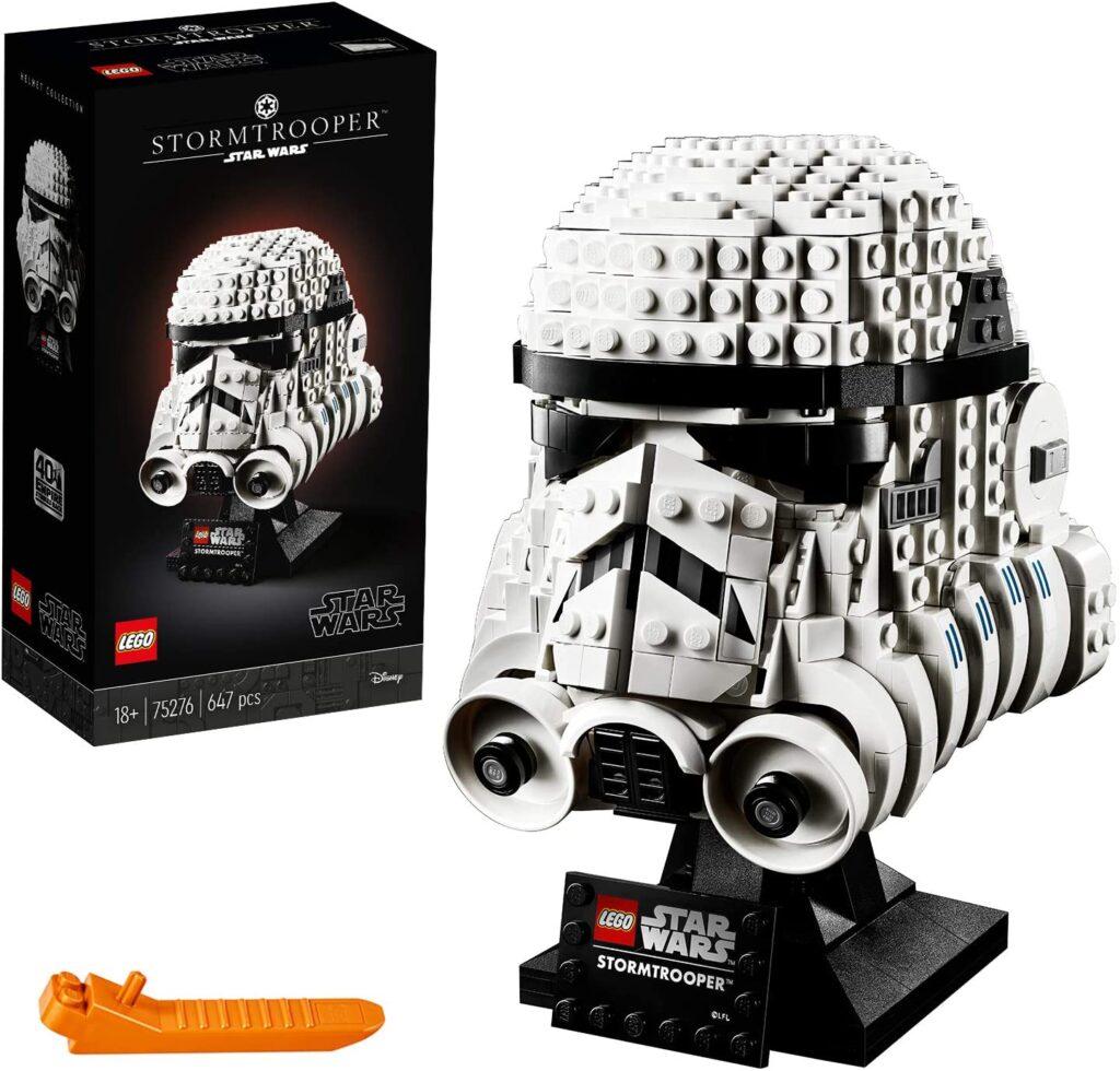 caschi star wars lego stormtrooper
