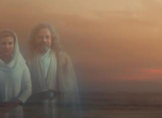 Luke Leia Fantasmi Forza Rise Skywalker