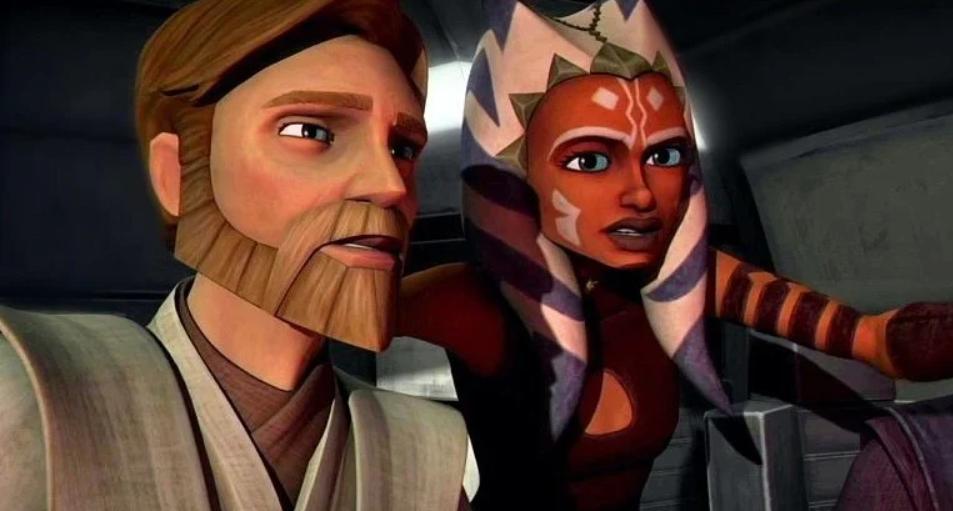 Ahsoka Tano Obi Wan Kenobi