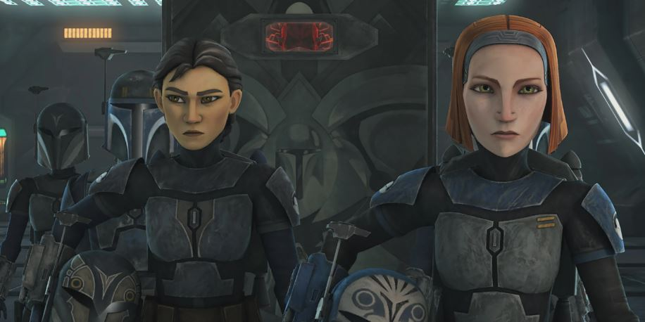 the clone wars mandalore