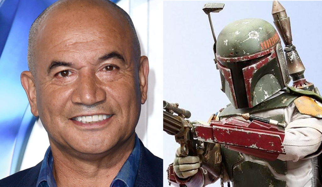 temuera morrison in the mandalorian 2