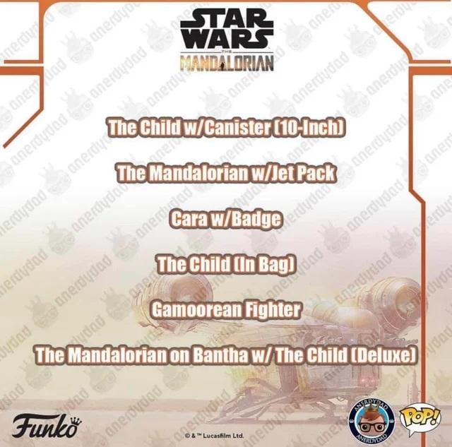 the mandalorian 2 funko pop