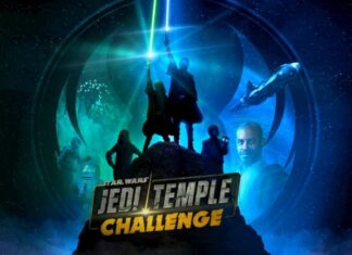 jedi temple star wars game show