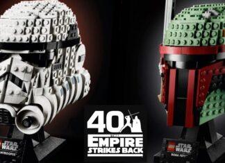 caschi Star Wars LEGO