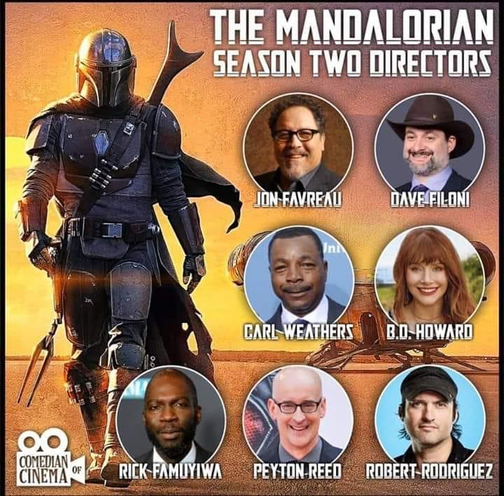 registi the mandalorian 2