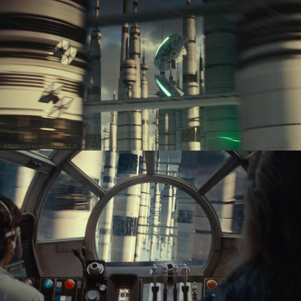 Guglie Ivexia Millennium Falcon